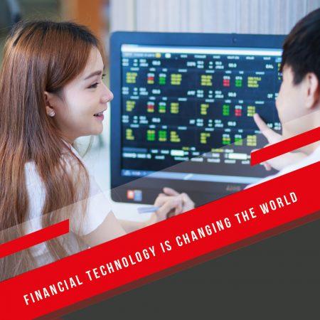 การเงินเทคโนโลยีการเงินและการลงทุน