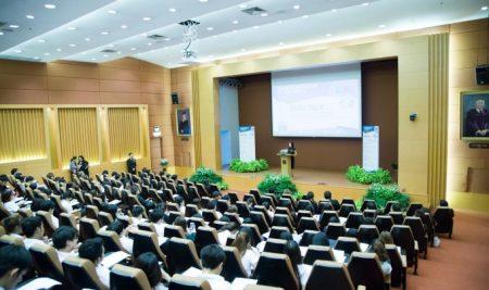 "CIBA DPU จัดงานสัมมนาทางวิชาการ CIBA Business Innovation for Thailand 4.0 ""GURU TALK"" เจาะลึกนวัตกรรมทางธุรกิจยุค Thailand 4.0"
