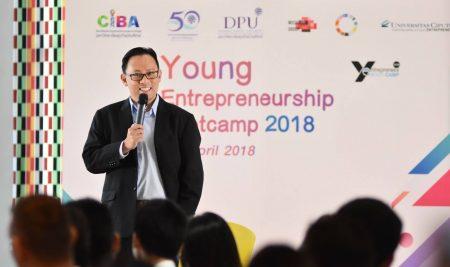 Young Entrepreneurship Bootcamp 2018